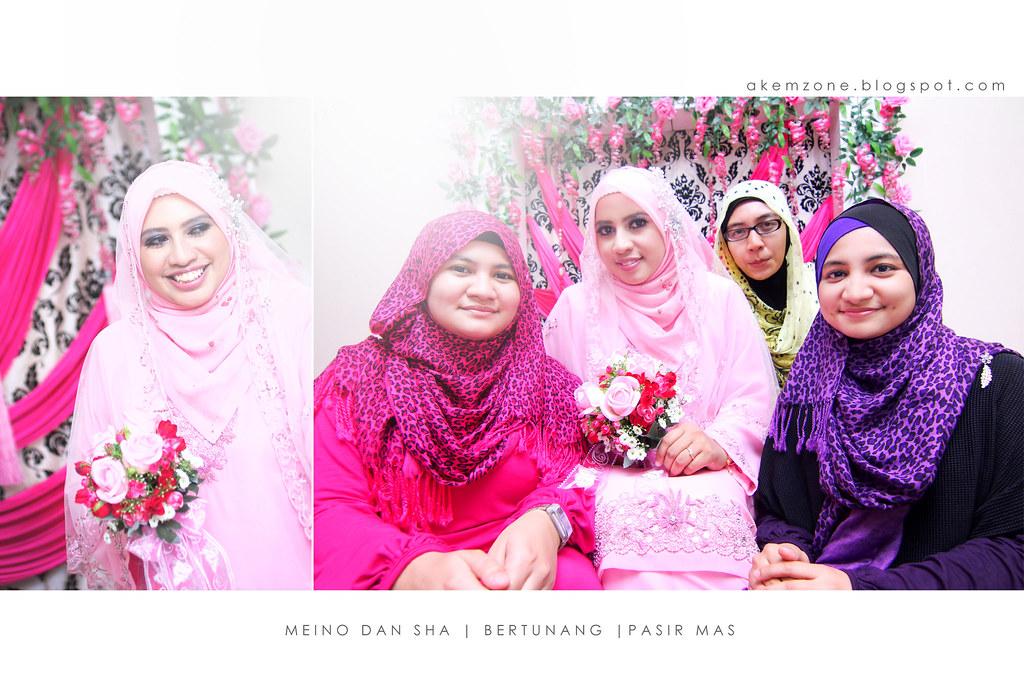 Rumaino Dan Sha | Pertunangan | Pasir Mas, Kelantan D.N. 1