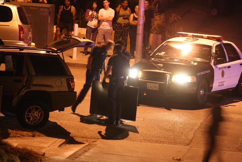 San Diego Police bust
