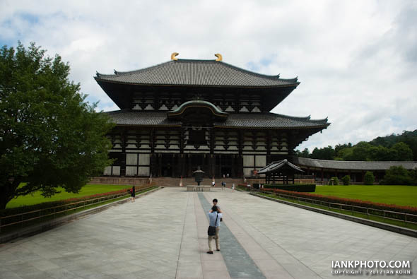 Todai-ji, Nara, Japan