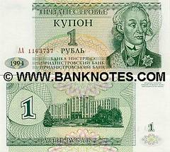 Transnistria-money