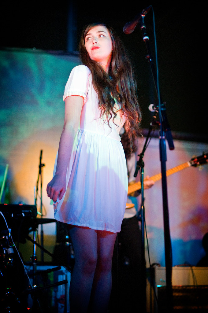 The Cults' Madeline Follin