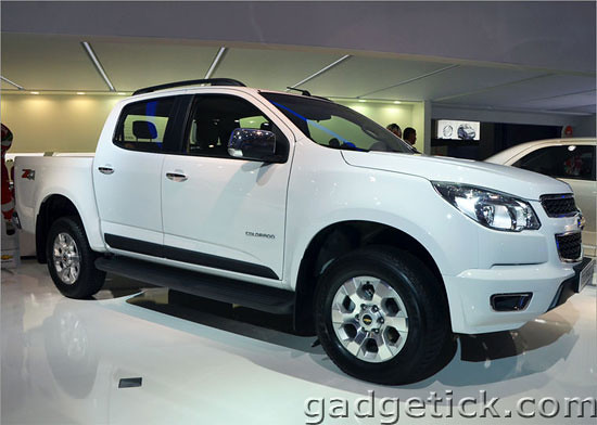ММАС 2012 Chevrolet Colorado