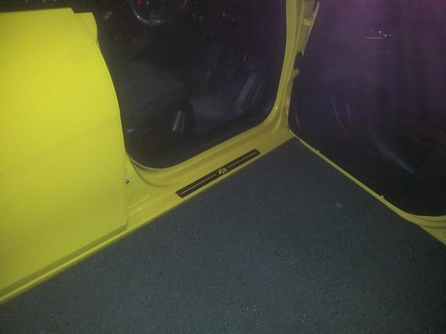 Bumble Bee Car Seat Wrap