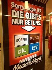 MediaMarkt-Werbung: