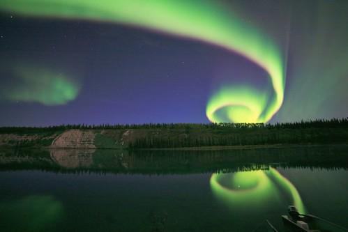 Aurora Uncoiling
