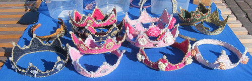 crowns for little princesses by Anna Amnell
