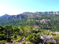 Retour Monaco-Naseu : vers Punta d'Uovacce et Monte Tignoso