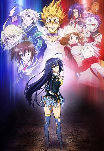 120904(2) - 電視動畫版『最強學生會長』第二期《めだかボックス アブノーマル》將從10/10開播!
