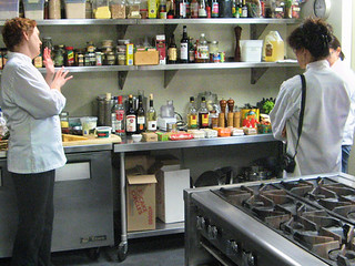 Chef Carol explains Italian Ingredients