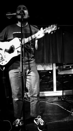 Ken Shima Guitar and Vocals, Medicine Bone