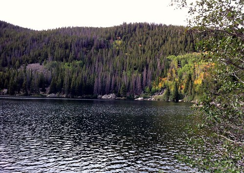 Bear Lake in September