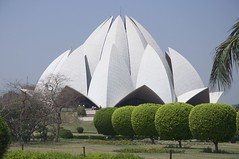 Bahá'í House of Worship - New Delhi