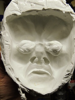 Twitr_janus face mask mouldmaking