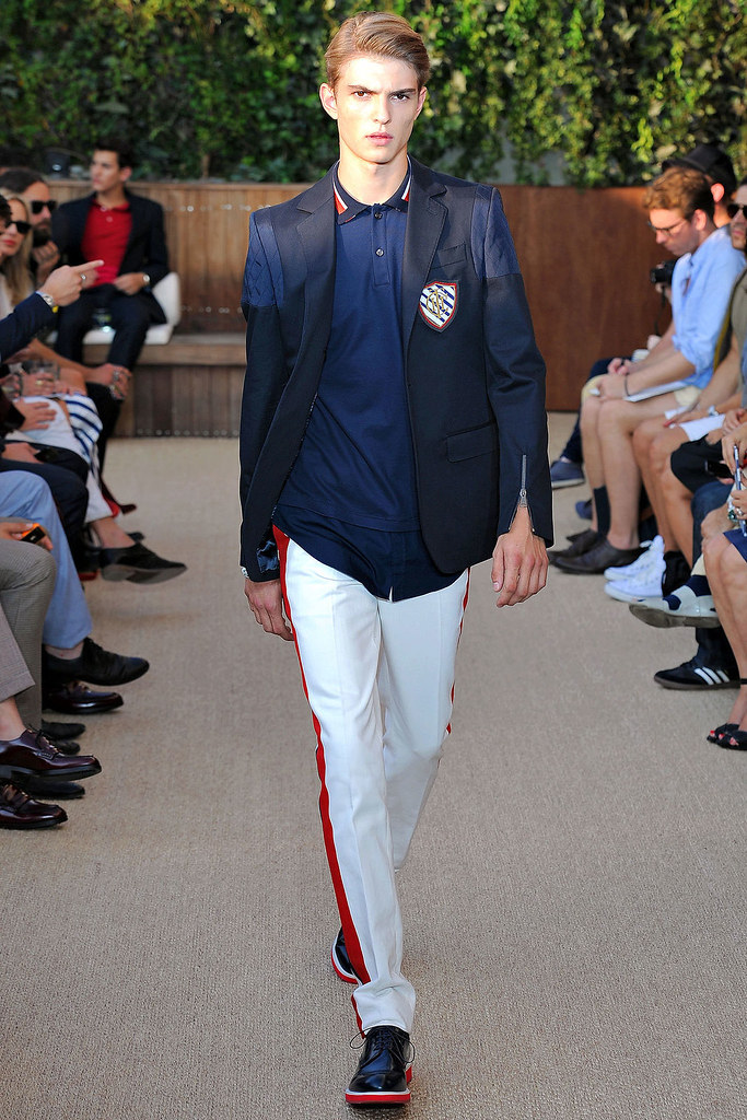 SS13 NY Tommy Hilfiger026_Guerrino Santulliana(VOGUE)