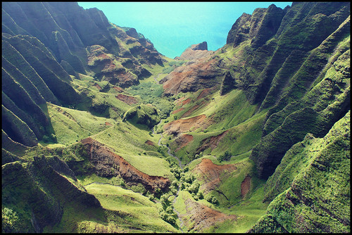 Hawaii - Napali Coast