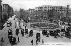 Mohammed Ali Square, Alexandria, Egypt