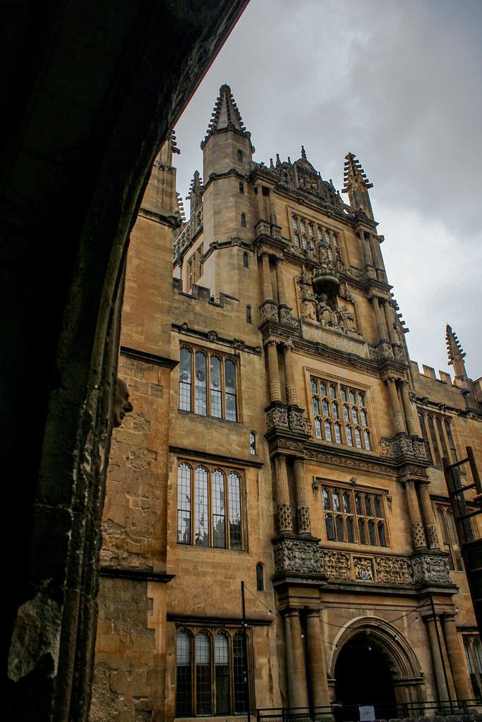 Bodleian Library de Oxford