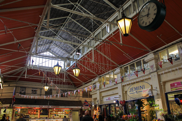 Covered Market de Oxford