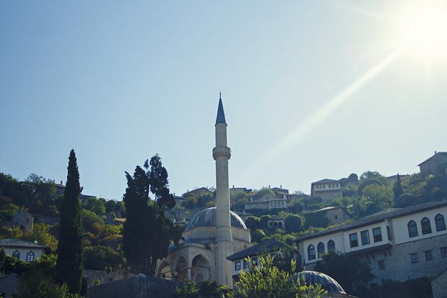Bosnian muslim mosque
