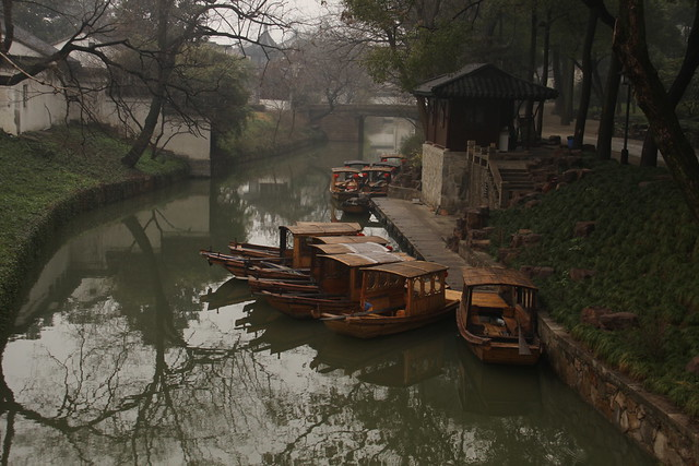 Mystic river in China!!