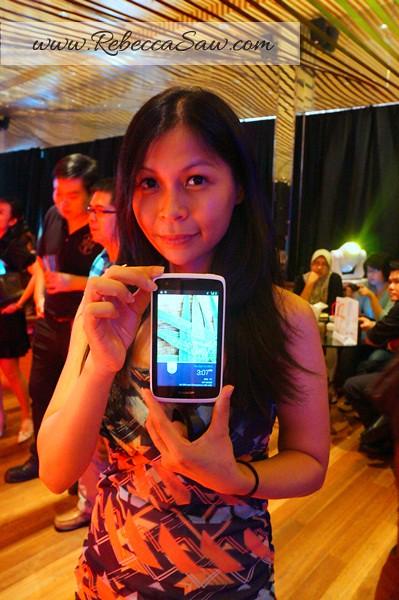Sharp SH530U - sharp phone in malaysia