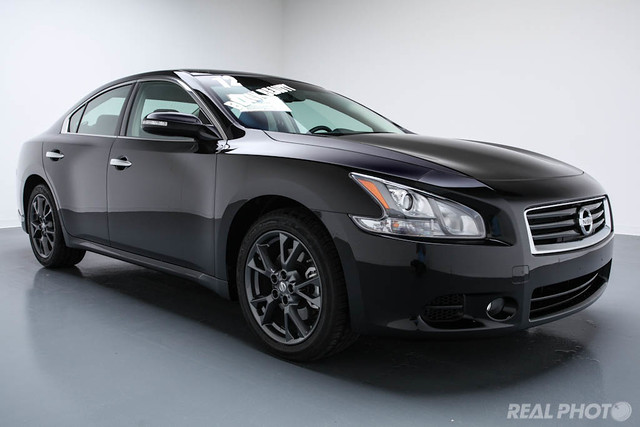 2012 nissan maxima black flickr photo sharing. Black Bedroom Furniture Sets. Home Design Ideas