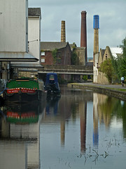 Leeds & Liverpool Canal at Shipley