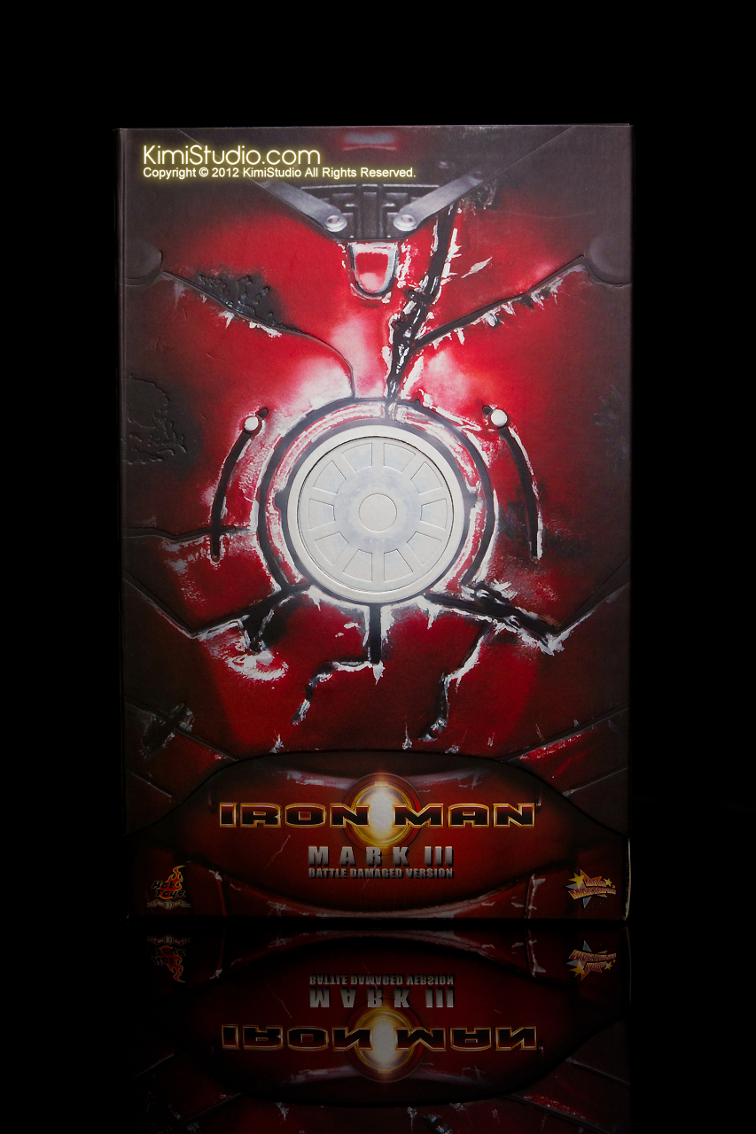 2012.09.13 MMS110 Hot Toys Iron Man Mark III 戰損-001