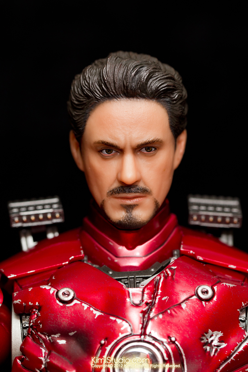 2012.09.13 MMS110 Hot Toys Iron Man Mark III 戰損-019