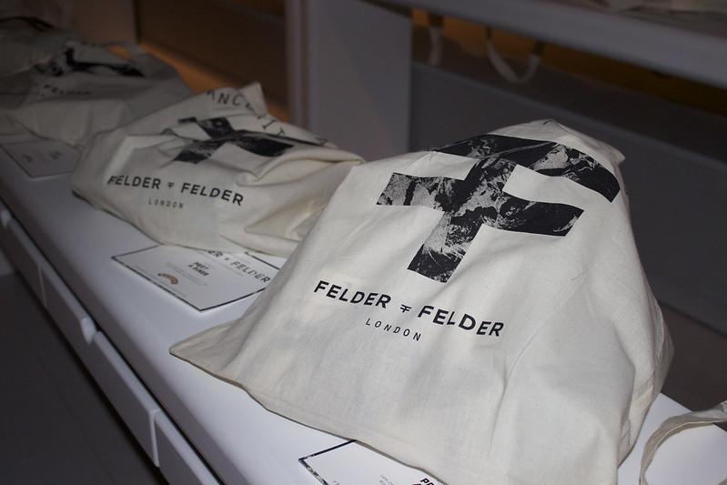 Backstage at Felder+Felder