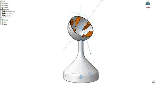 23_Catia Practice_Ball Chair