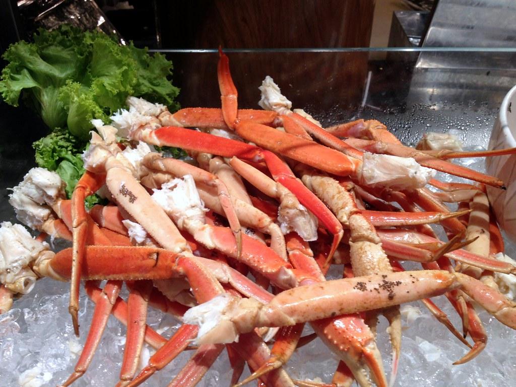 Kiseki日本自助餐餐厅:蟹腿精选