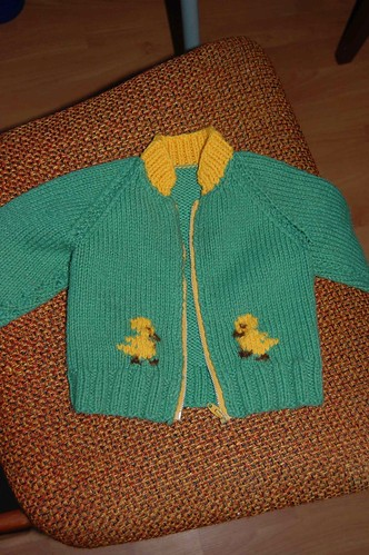 ducky sweater