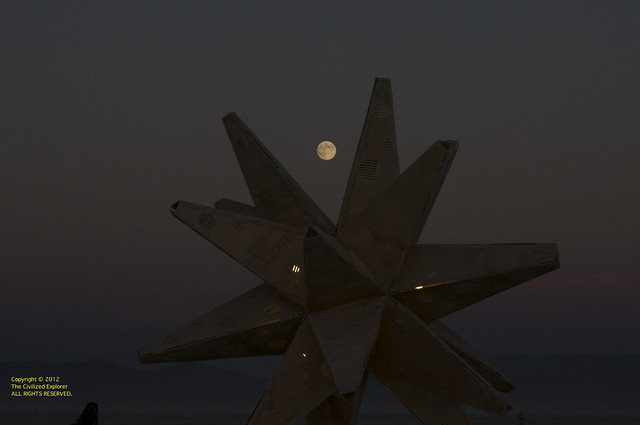 Starlight Moonrise