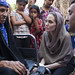 UNHCR News Story: Angelina Jolie urges support for Syrian refugees and Iraqi returnees by UNHCR