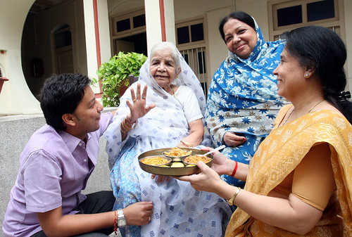 Intangible Bond Across Generations - Mangi Kawar Bai Marlecha