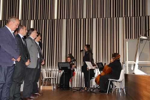 Inicio oficial del curso 2012-2013 en Mondragon Unibertsitatea