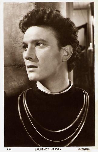 Laurence Harvey