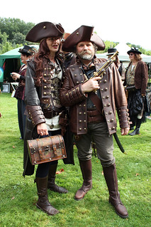 steampunk pirates