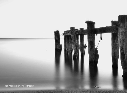sunrise pier winona abandonned grimsby nikond7000 rexmontalbanphotography 50point abandonnedpier