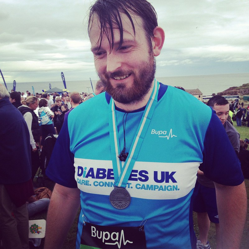 Mr Thrifty Great North Run