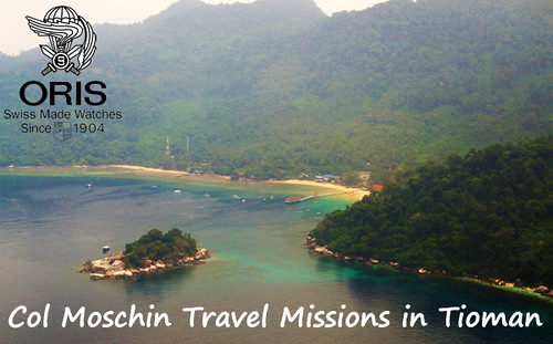 Oris Moschin Travel Missions