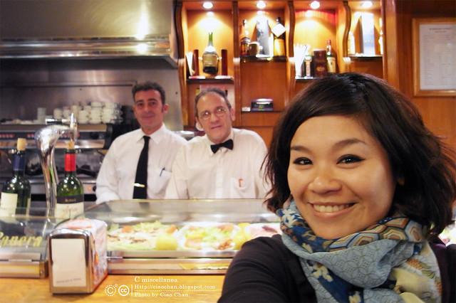 Hola Madrid~ 馬德里。La Panera 餐廳,花  €114  吃大餐!!!!!  R1043965