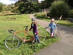 Sunny September bike ride & picnic in Helmshore #3up