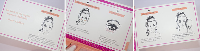 Benefit's Flawless Complexion Makeup Kit