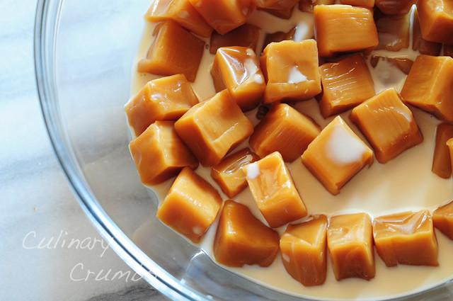 caramel and milk