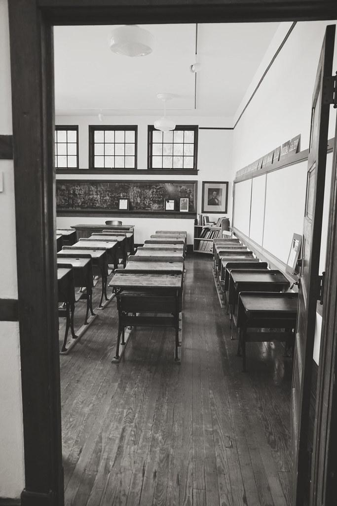 project 12 - September - 1 - Old Davie School