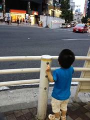夕方散歩 (2012/9/22)