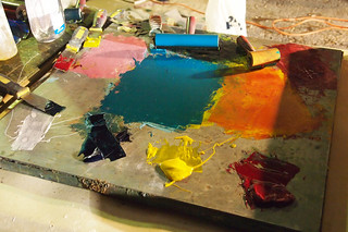 colors to paint metal with