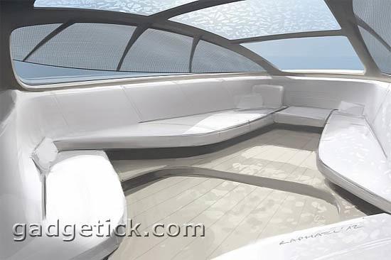Mercedes Benz Granturismo Yacht